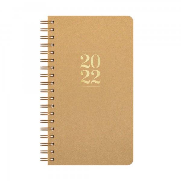 Kalender Klein 2022 | Sand