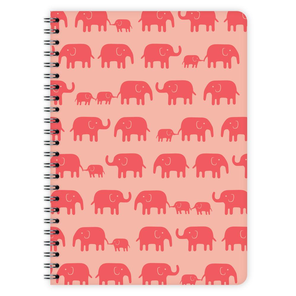 notizblock elefanten a5 a5 notizbl cke etmamu online store. Black Bedroom Furniture Sets. Home Design Ideas