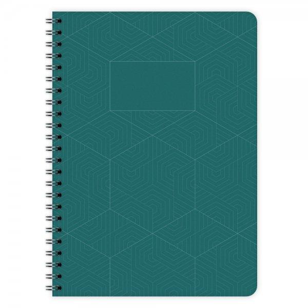 Notizblock Geometric Nr. 3 A5