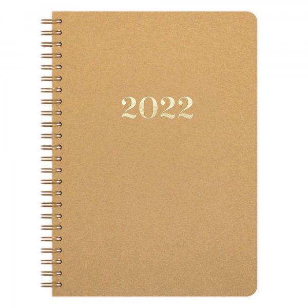 Kalender A5 2022   Sand