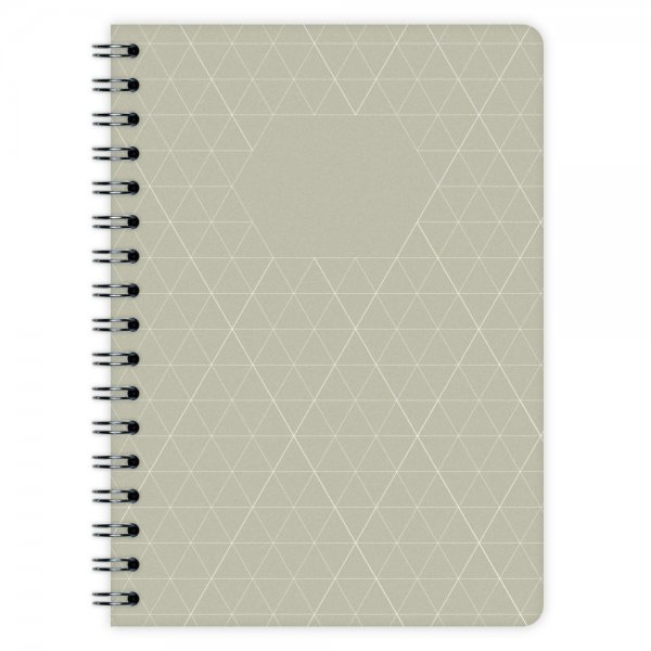 Notizblock Geometric Nr. 1 A6