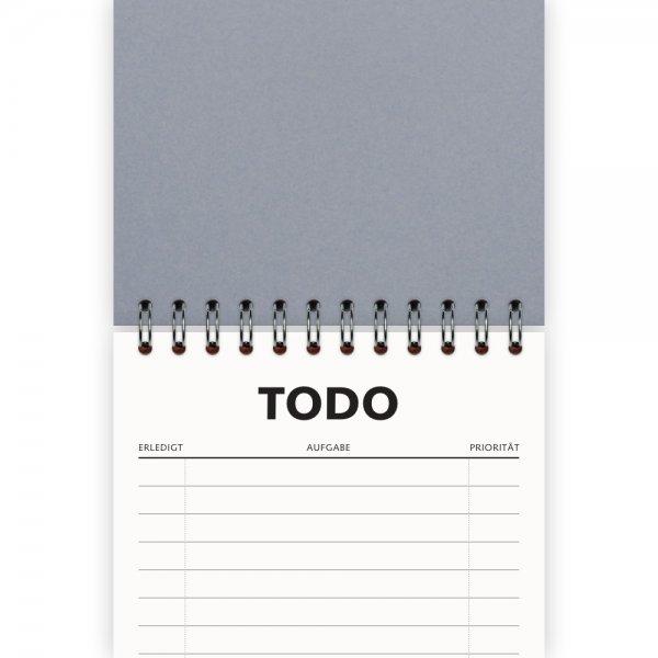 To-Do-Liste DIN A6 | Farbe Flieder