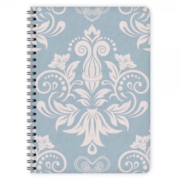 Notizblock Damask A5