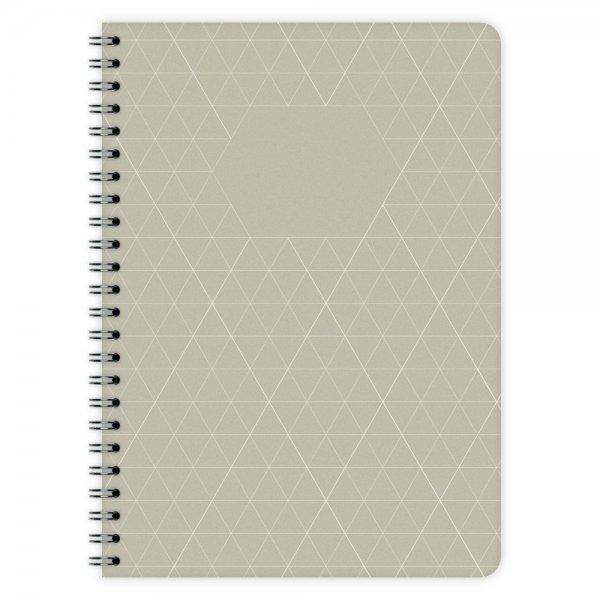Notizblock Geometric Nr. 1 A5