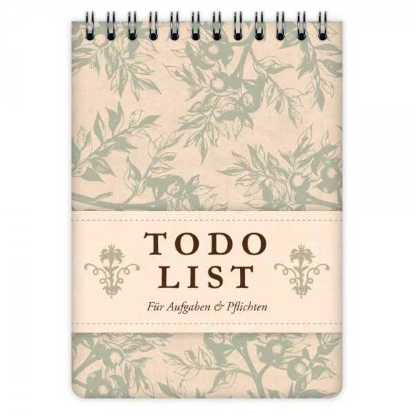 Todo List Pattern Branches A6