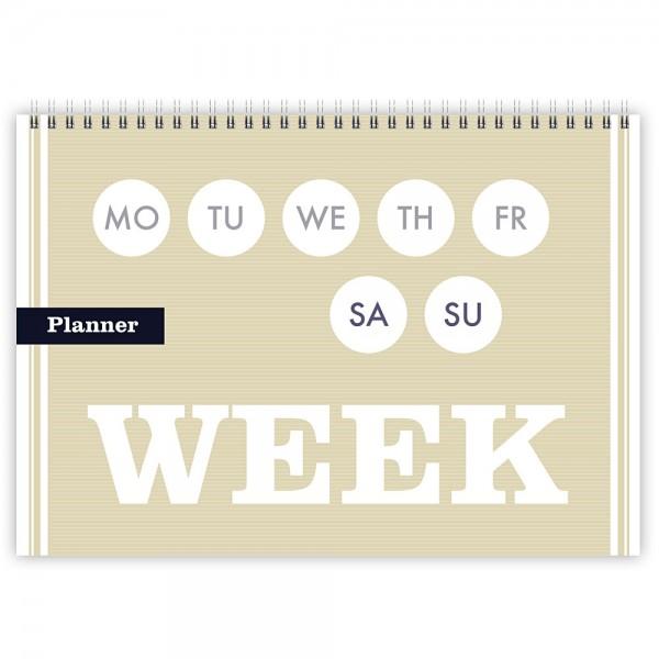 Wochenplaner A4
